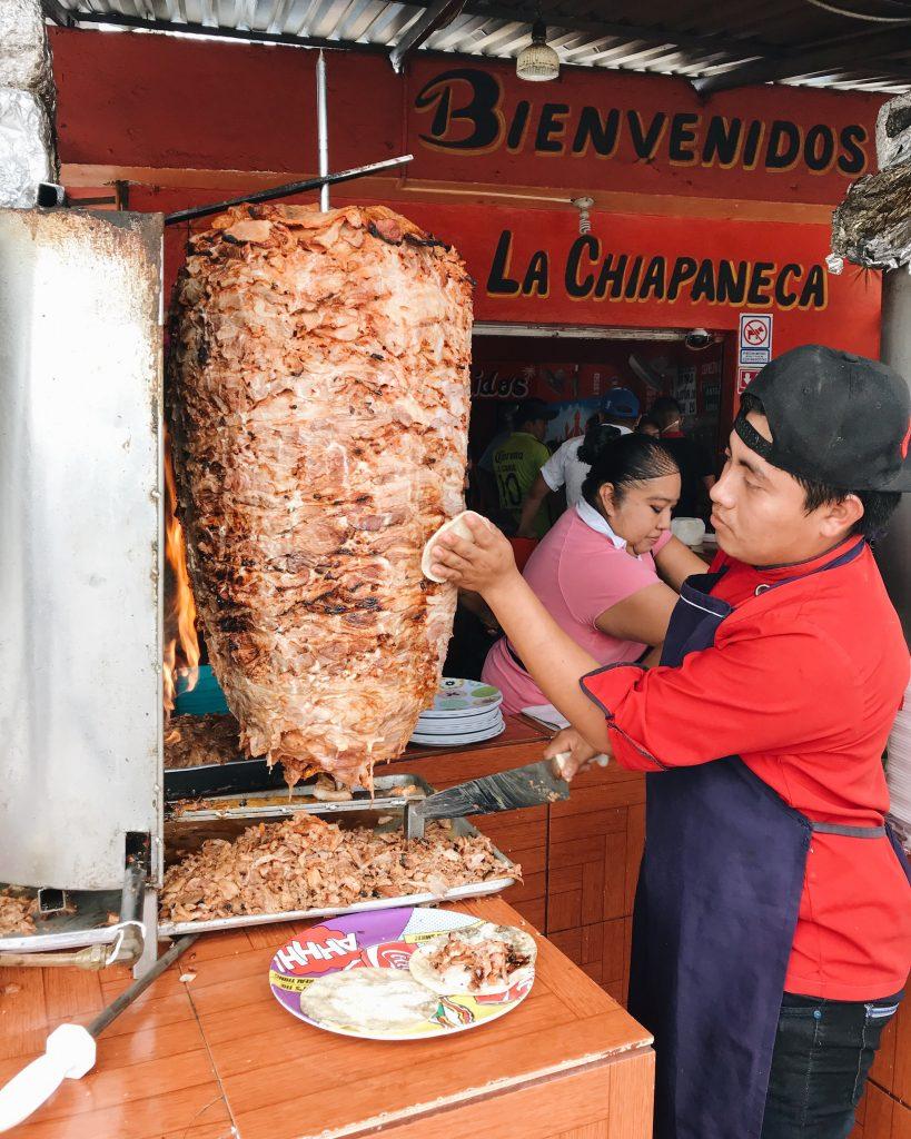 Food Taco Traveling Blogger