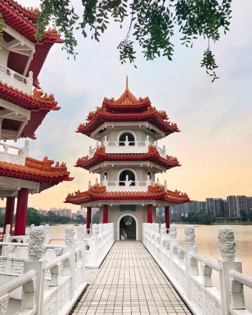 Chinese Gardens in Singapore
