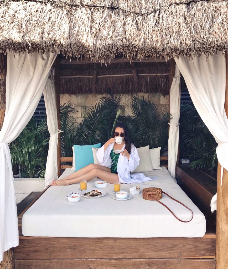 Cabana at Naay Boutique Hotel, Tulum, Mexico