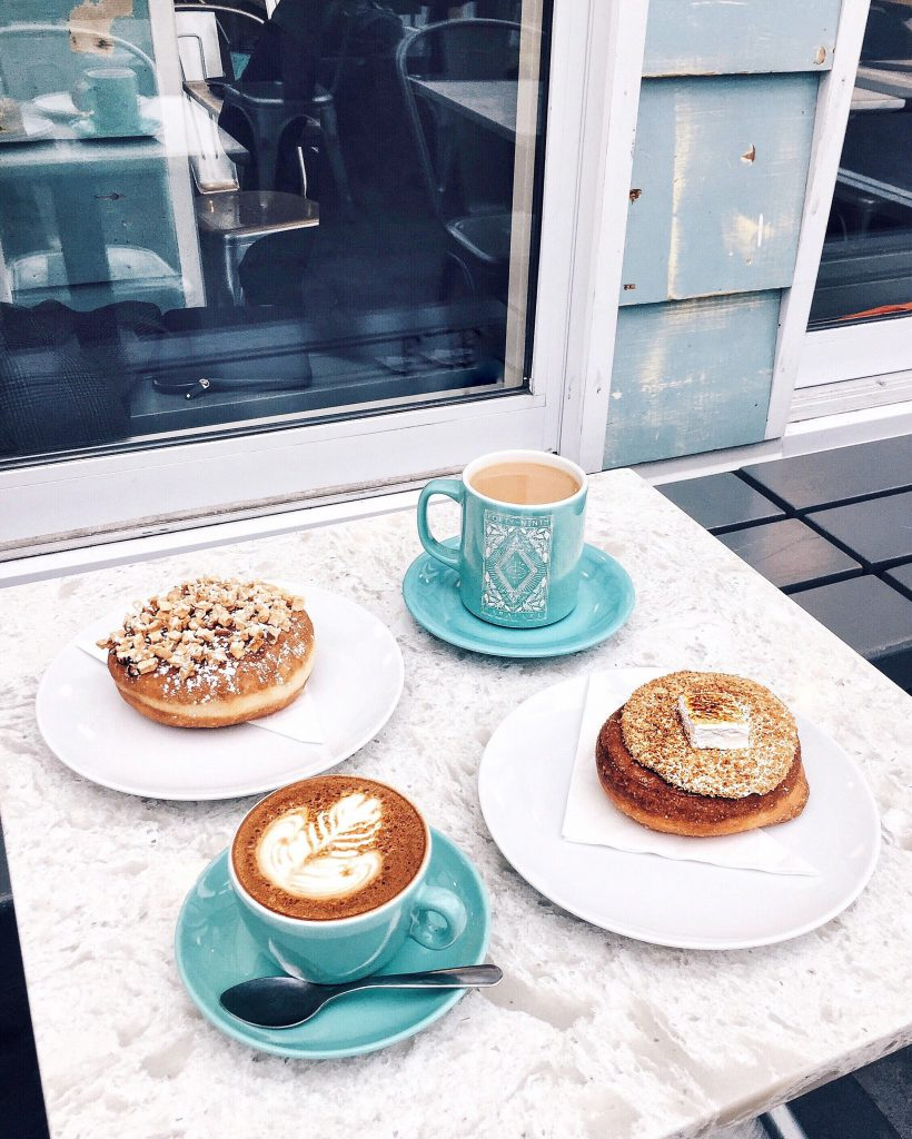 Best Coffee Shops in Vancouver, Canada | Through Kelsey's Lens