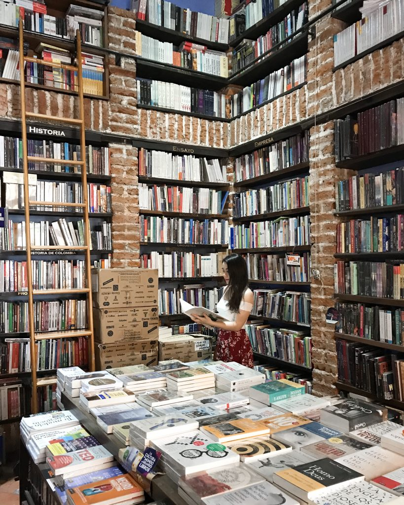 Cartagena-Abacus-Books-Coffee | Through Kelsey's Lens