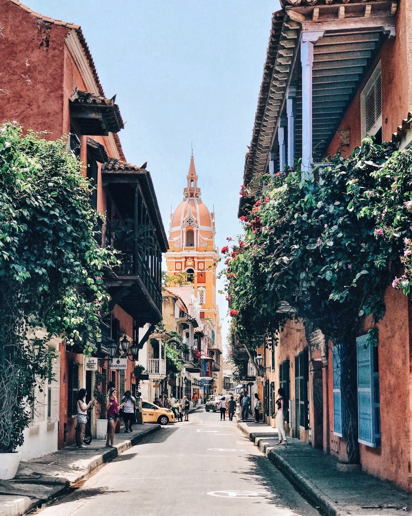 Cartagena Architecture | Through Kelsey's Lens