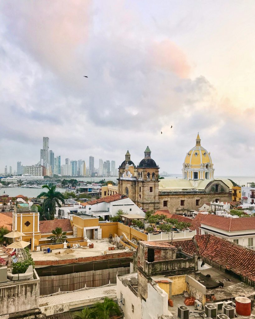 Cartagena-View | Through Kelsey's Lens