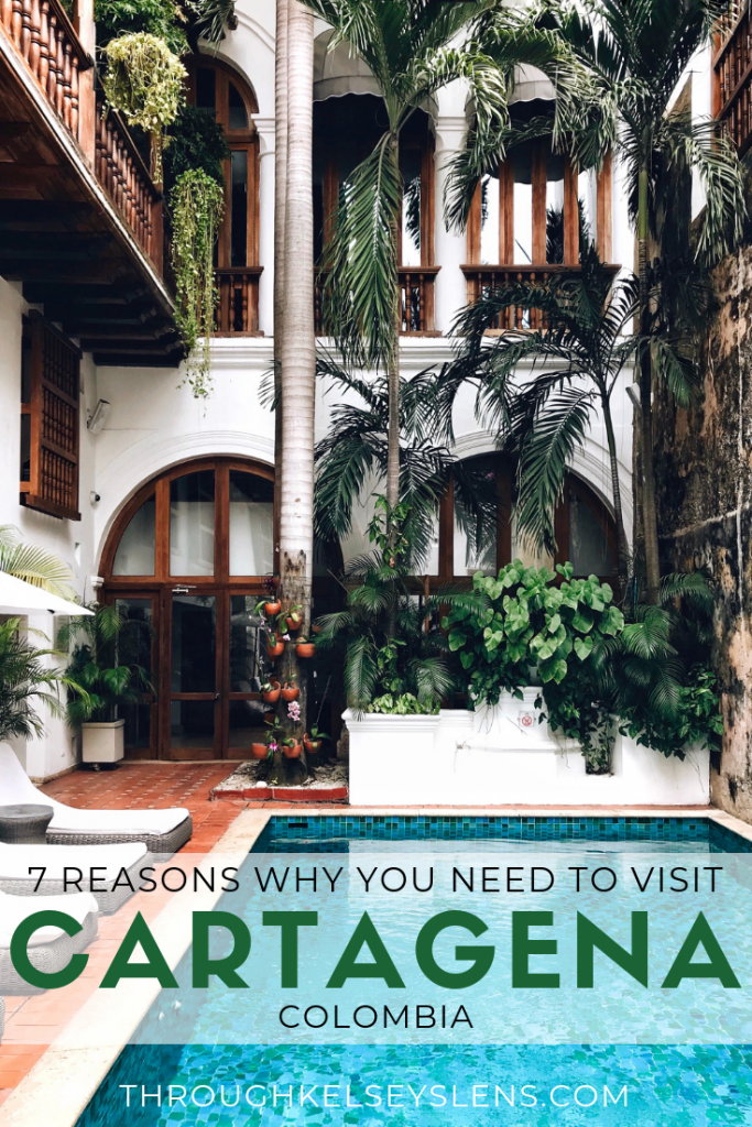 Why You Need to Visit Cartagena Colombia | Through Kelsey's Lens