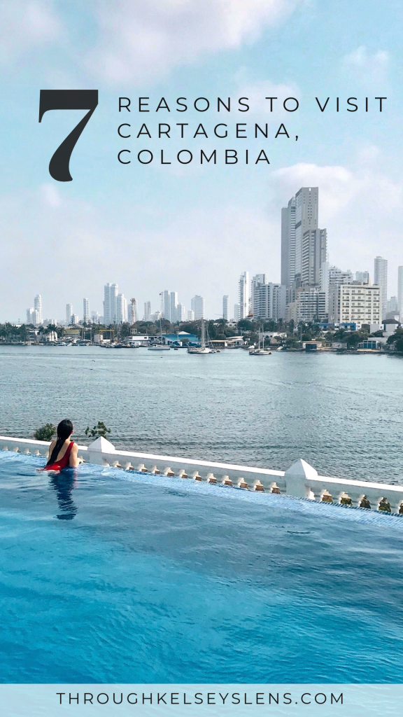 Cartagena, Colombia | Through Kelsey's Lens Travel Blog