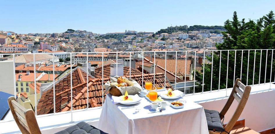 Casa Balthazar, Lisbon, Portugal | Through Kelsey's Lens