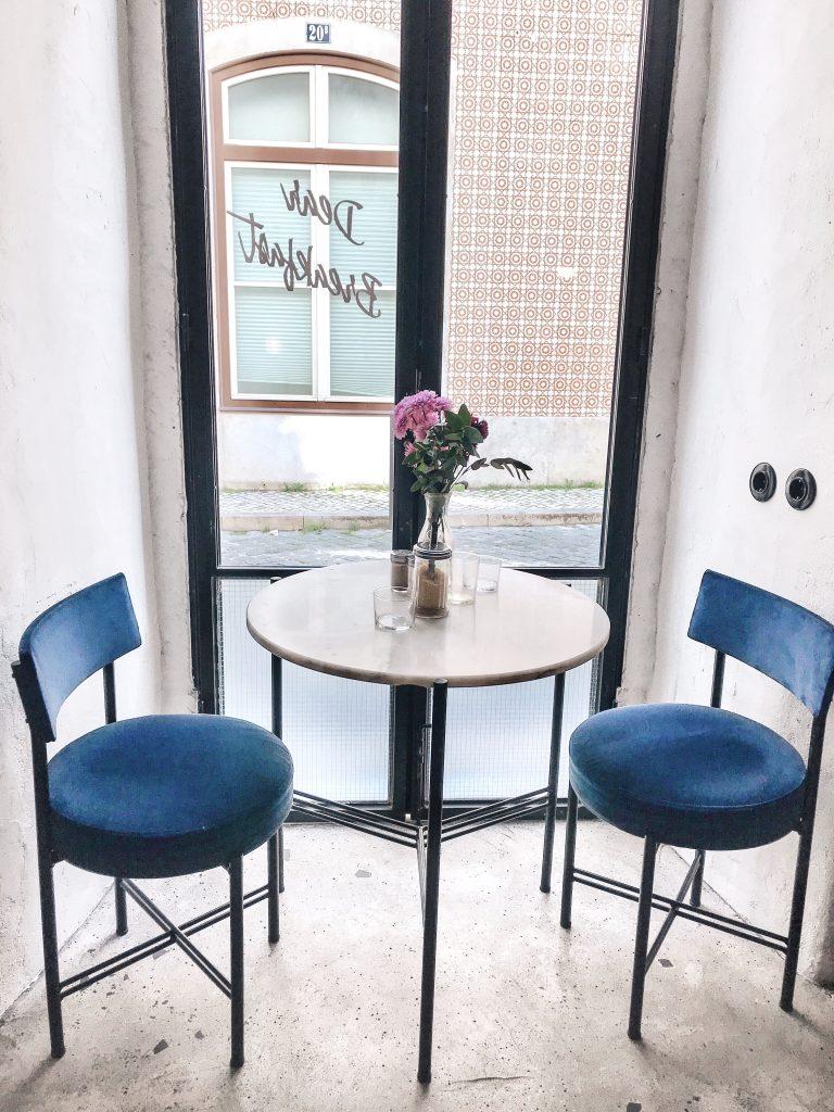 Dear Breakfast, Lisbon, Portugal | Through Kelsey's Lens