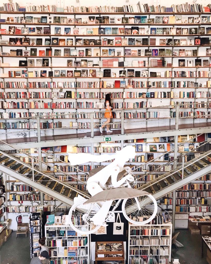 LX Factory, Lisbon, Portugal | Through Kelsey's Lens