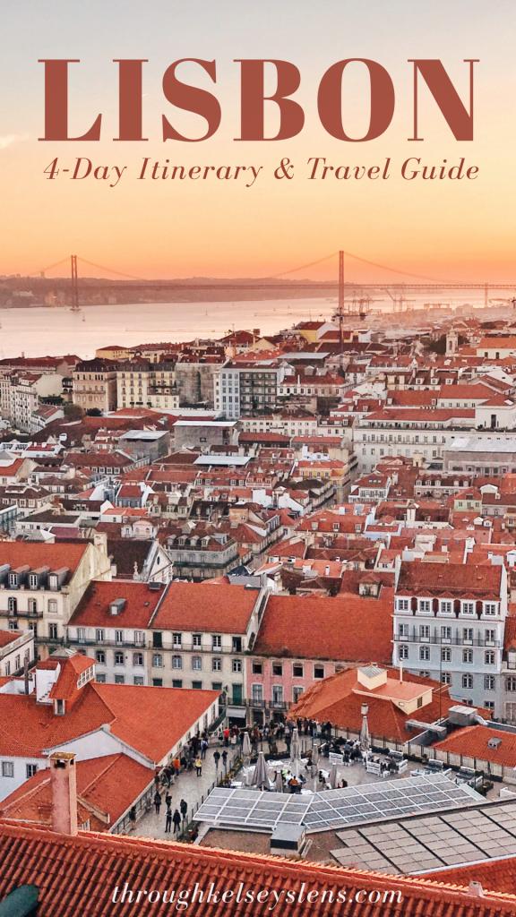 Lisbon Travel Guide | Through Kelsey's Lens