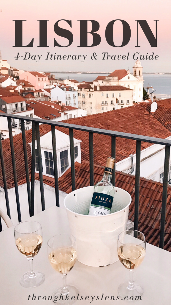 Lisbon Travel Guide | Through Kelsey's Lens