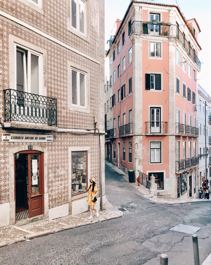 Lisbon Portugal Itinerary | Through Kelsey's Lens