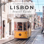 4-Day Lisbon Itinerary | Through Kelsey's Lens