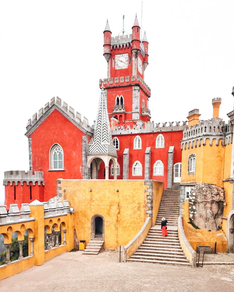 Pena Palace | Through Kelsey's Lens