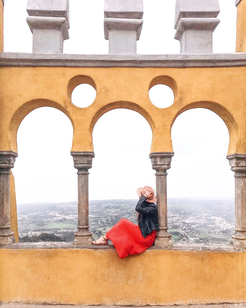 Pena Palace, Sintra | Through Kelsey's Lens