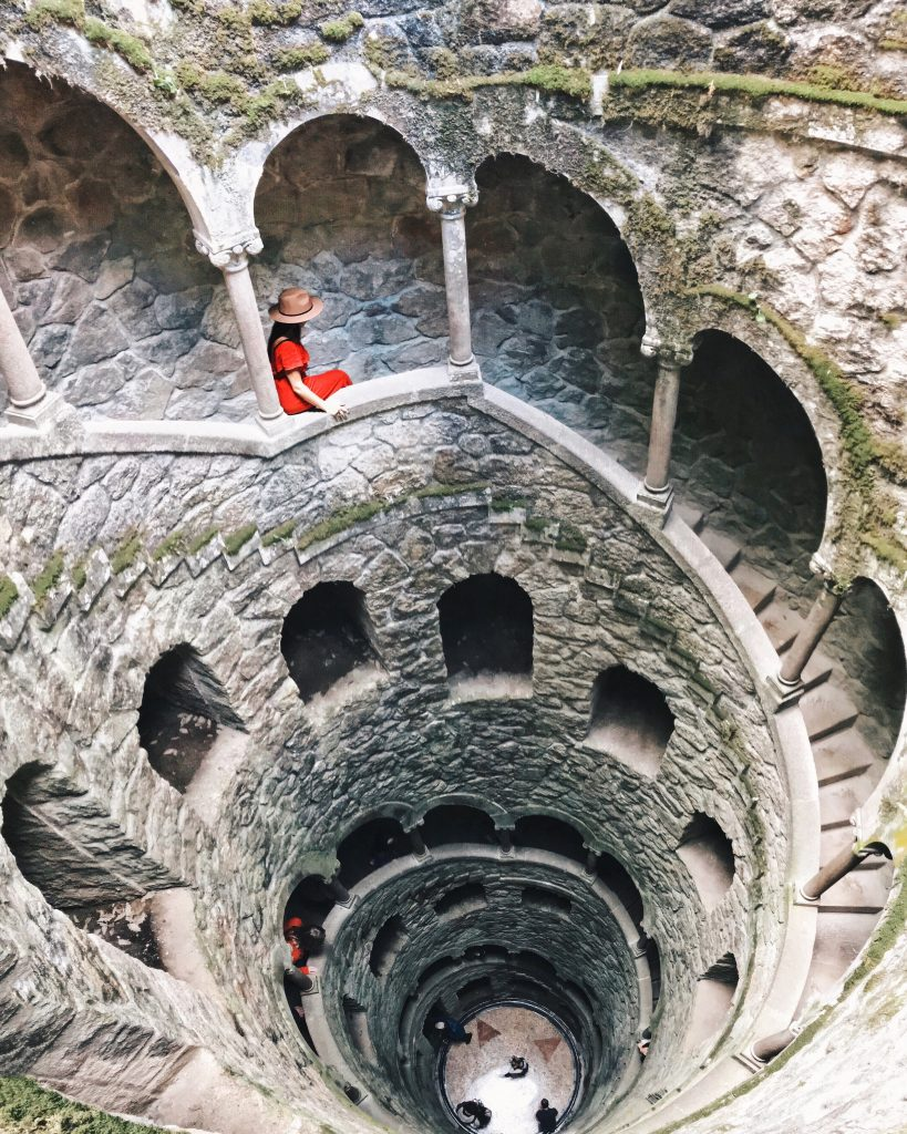 Quinta da Regaleira, Sintra | Through Kelsey's Lens