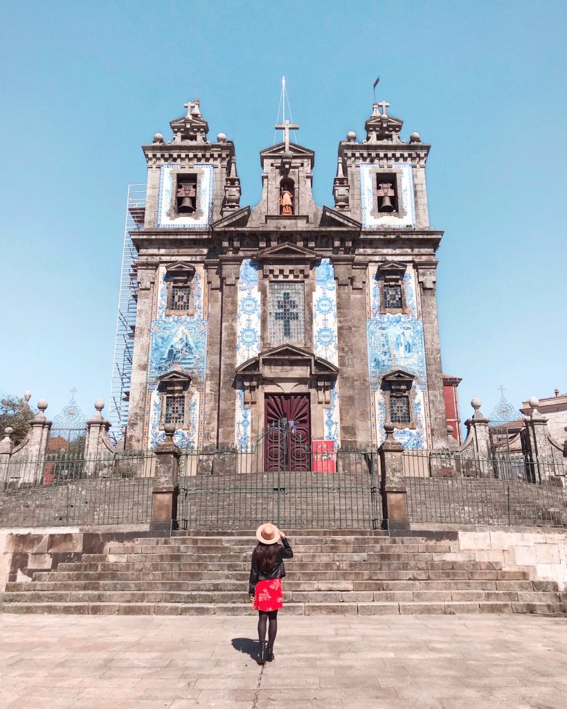 Santo Ildefonso Church | Through Kelsey's Lens