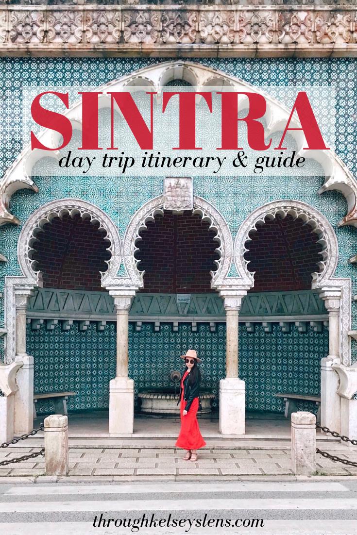Sintra Day Trip | Through Kelsey's Lens