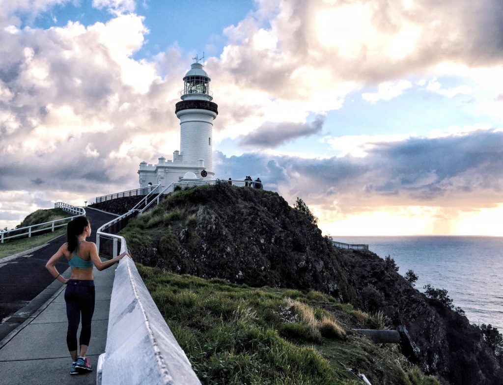 Byron Bay Lighthouse in Australia