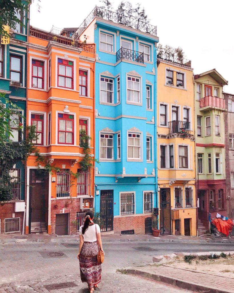 Balat, Istanbul | Through Kelsey's Lens