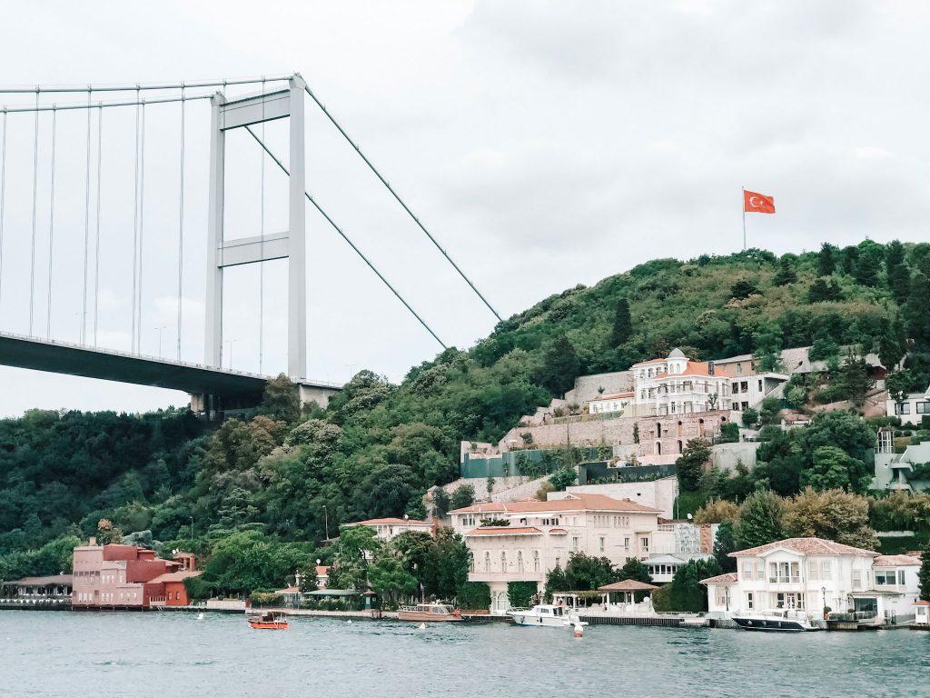 Bosphorus Cruise | Through Kelsey's Lens