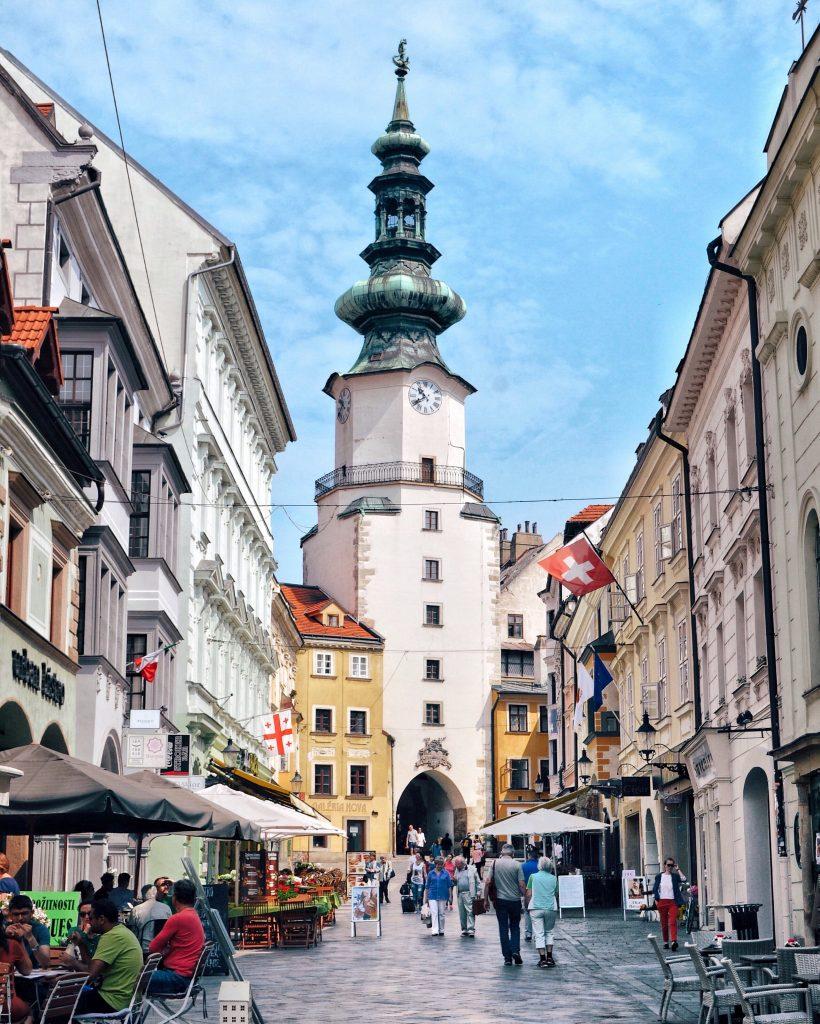 Bratislava, Slovakia old town