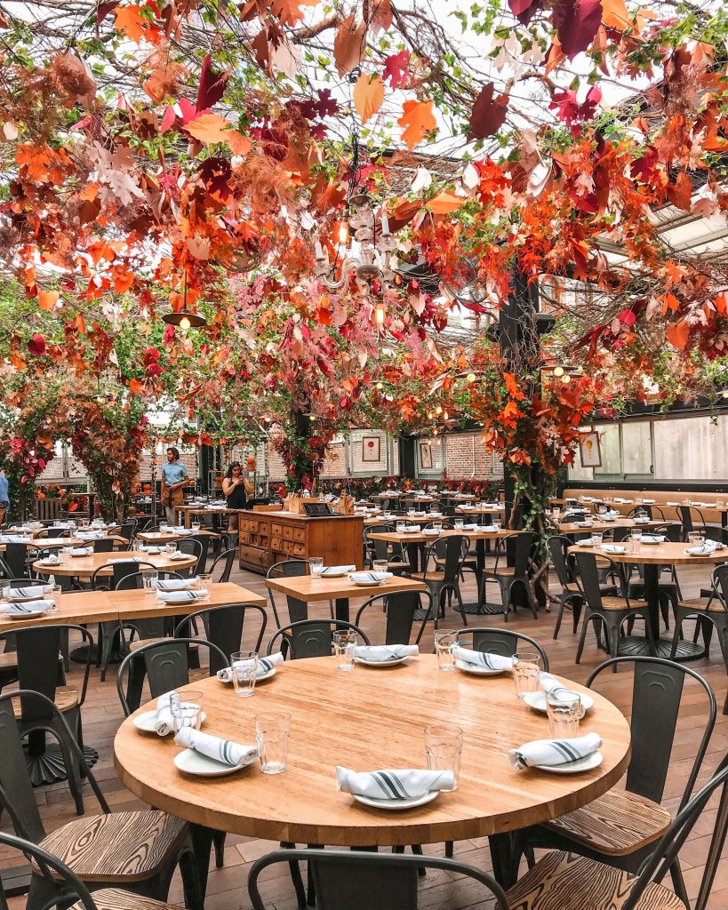 Eataly NYC Fall