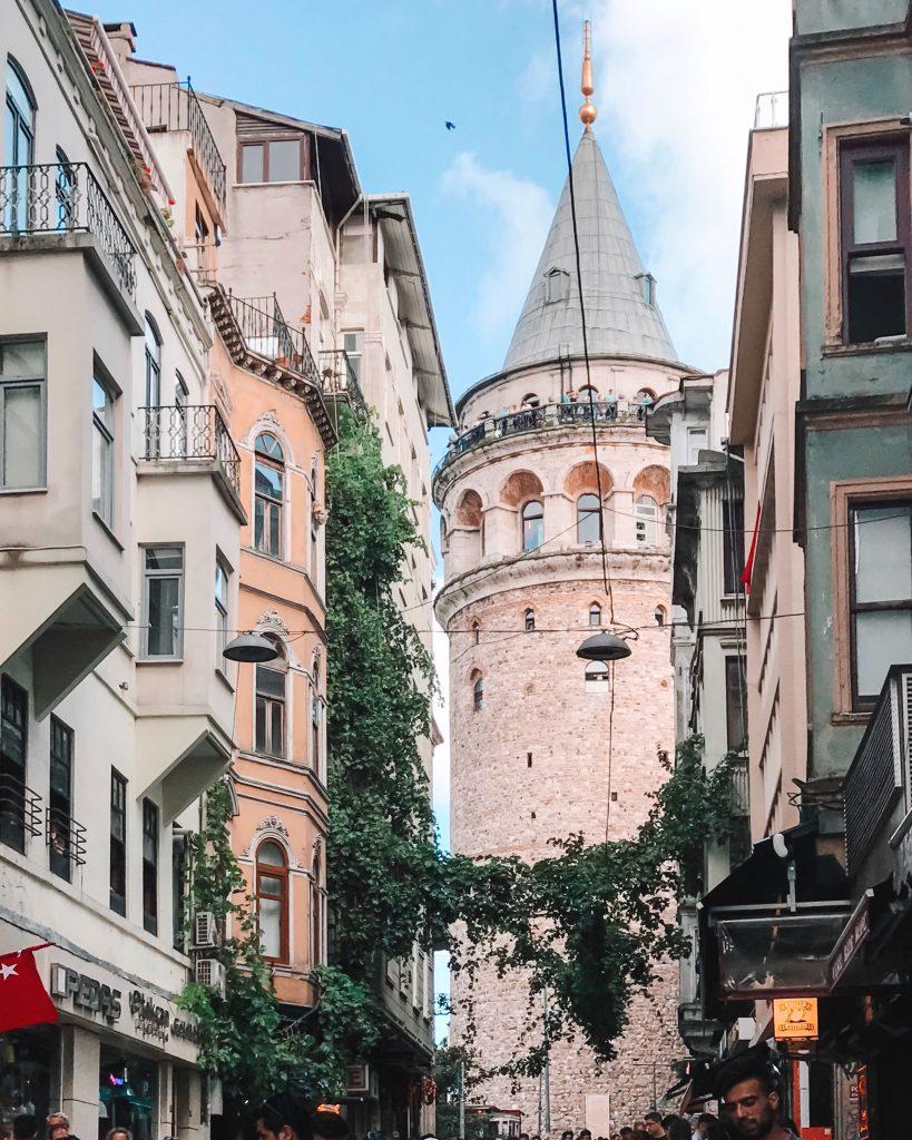Galata Tower | Through Kelsey's Lens