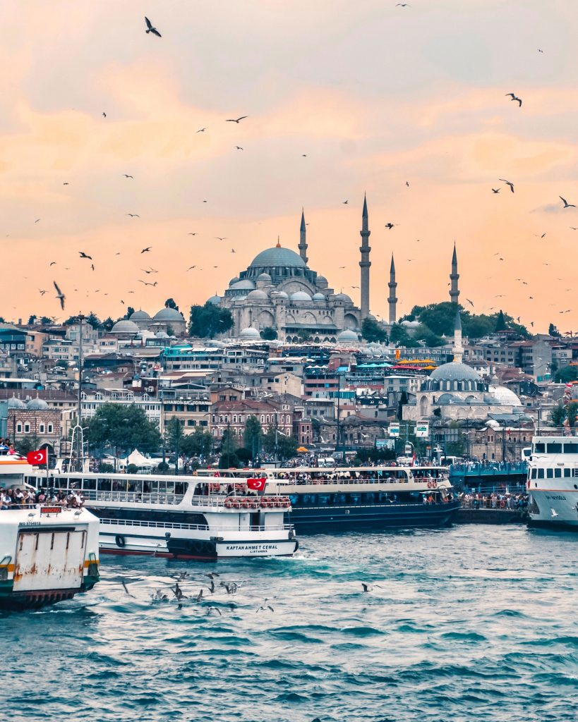 Istanbul Travel Guide | Through Kelsey's Lens