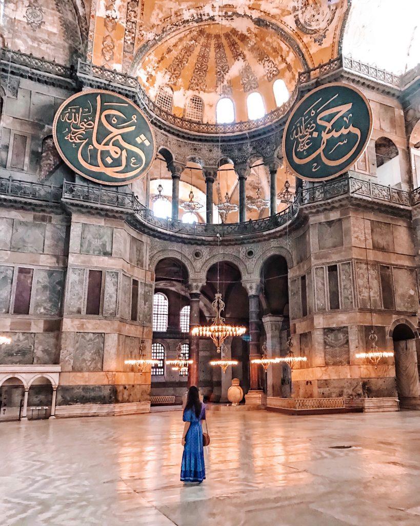 Hagia Sophia, Istanbul | Through Kelsey's Lens