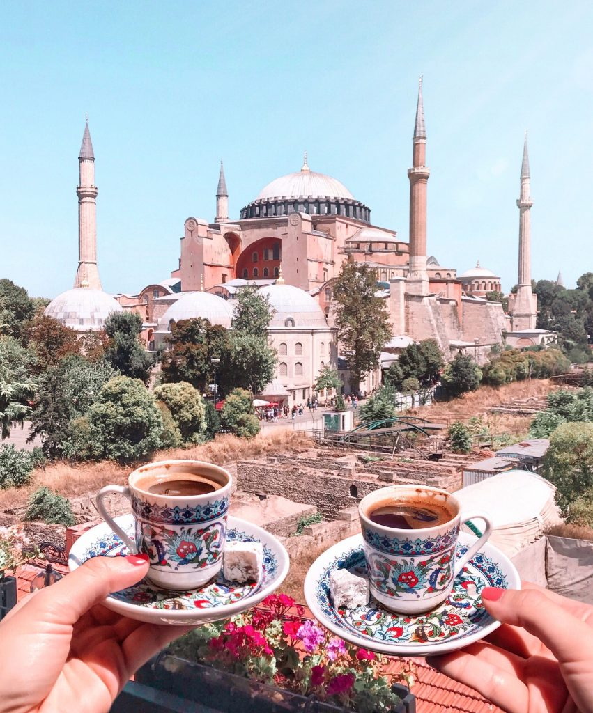 Hagia Sophia | Through Kelsey's Lens