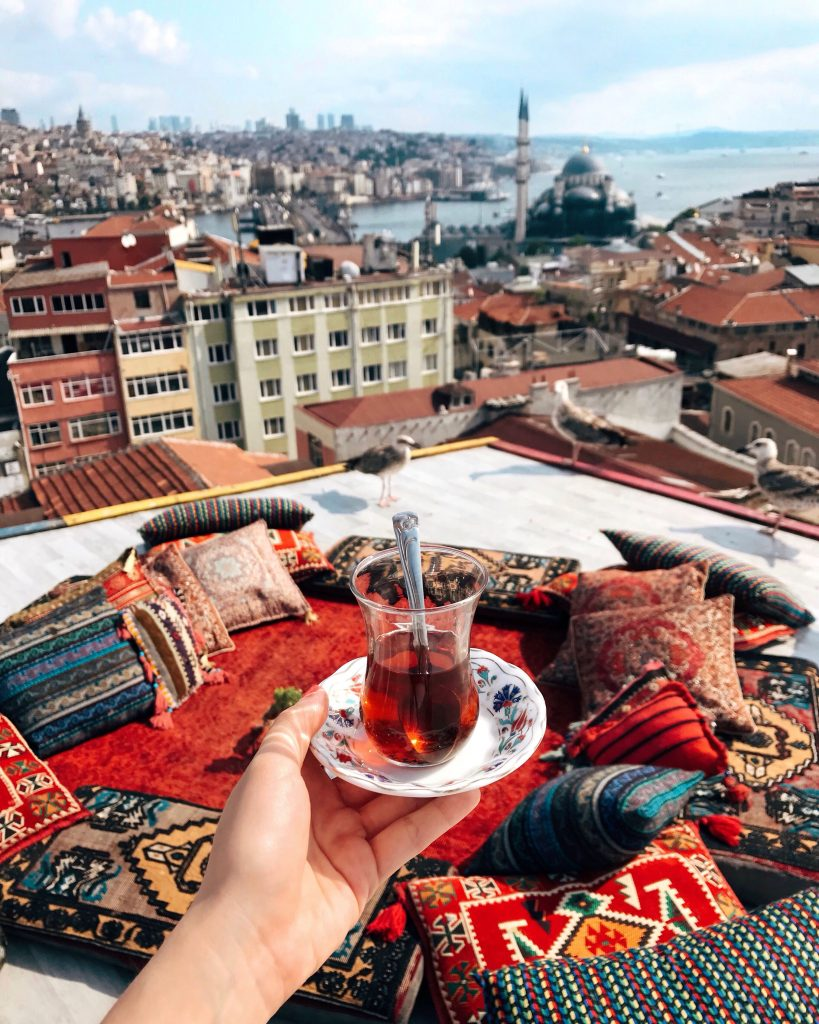 Kubbe Istanbul | Through Kelsey's Lens