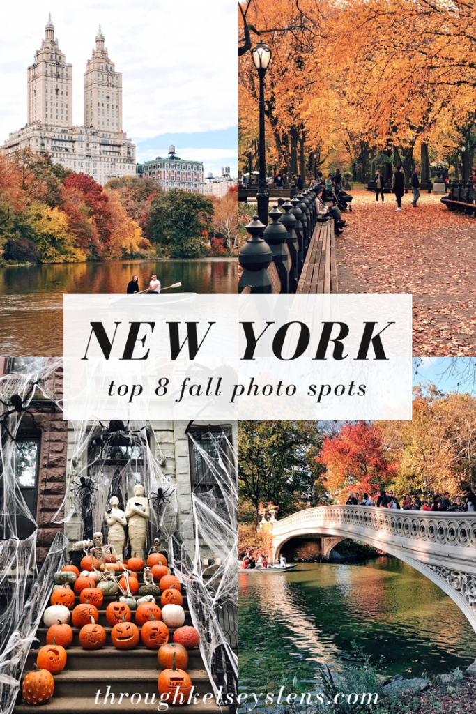 NYC Fall Photo Guide | Through Kelsey's Lens