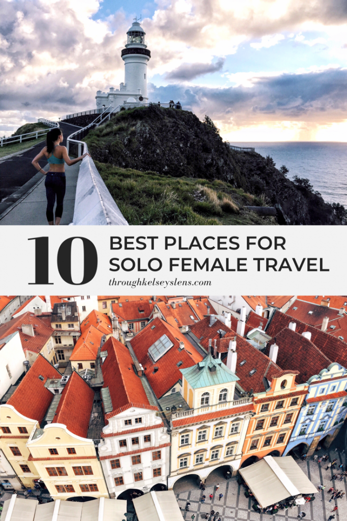 10 Best Places for Solo Female Travel