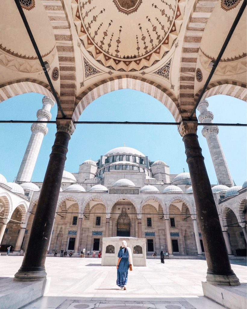 Suleymaniye Mosque, Istanbul | Through Kelsey's Lens