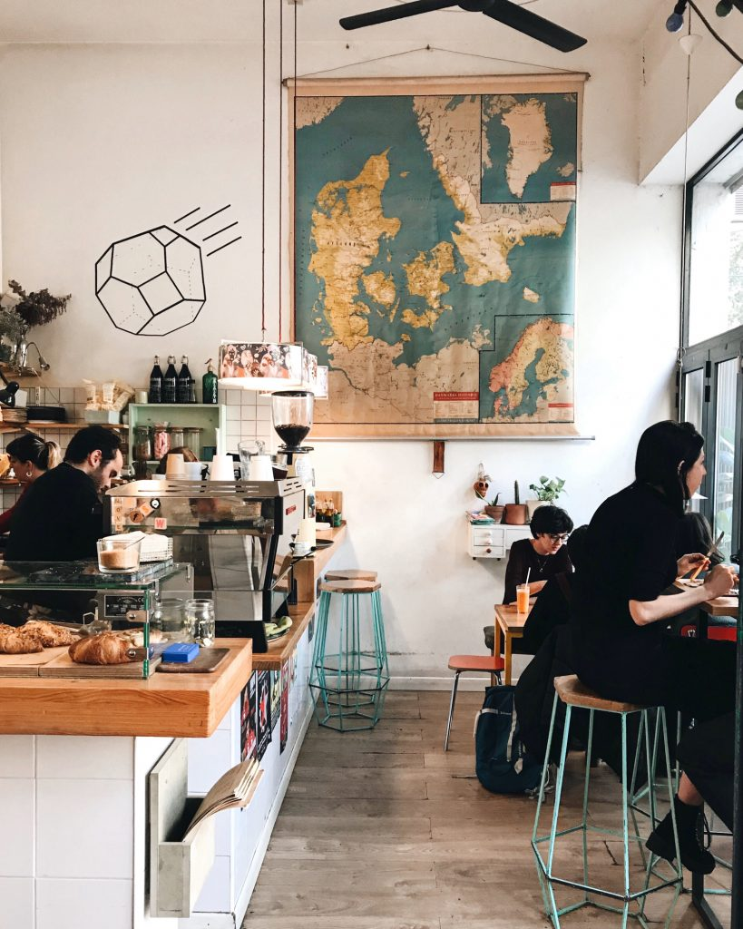 Cafe Cometa, Barcelona
