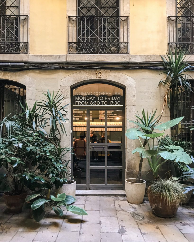 Nomad Coffee, Barcelona