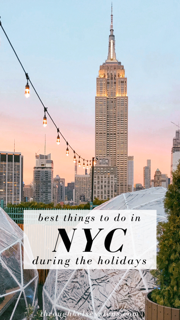 Best Things to Do in NYC During the Holidays