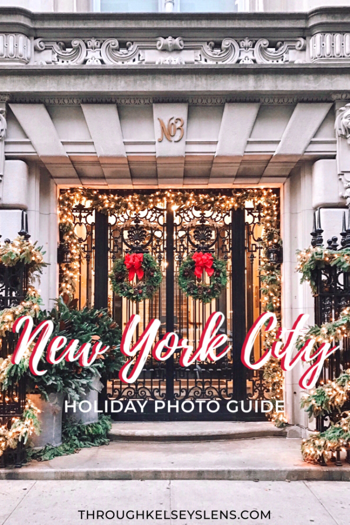 New York City Holiday Photo Guide