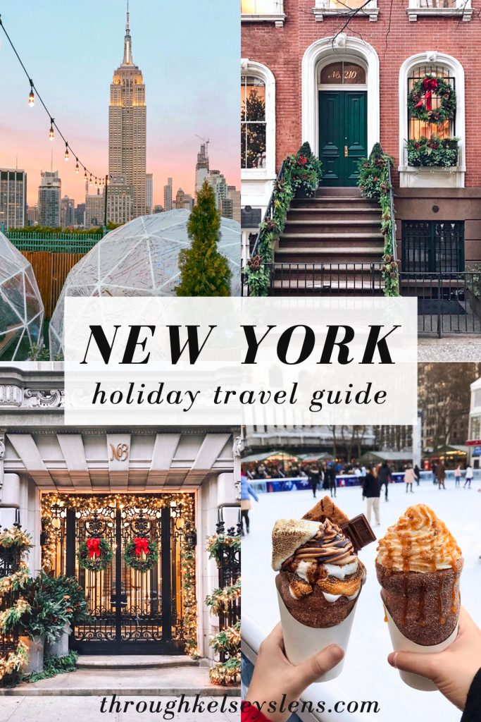 New York Holiday Travel Guide