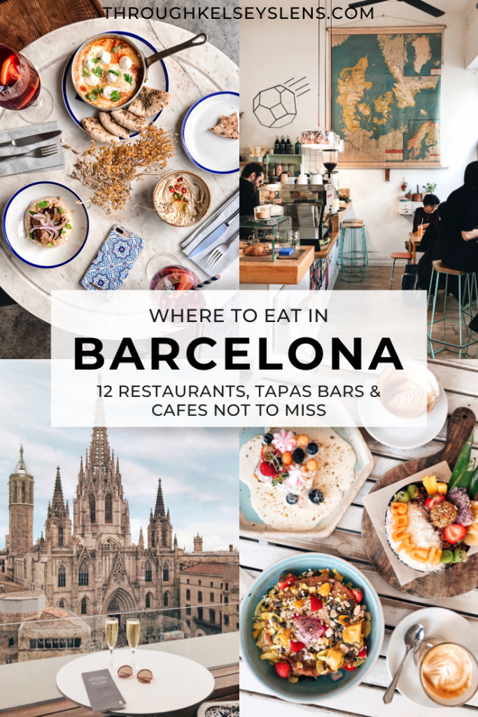 Where to Eat in Barcelona, Spain