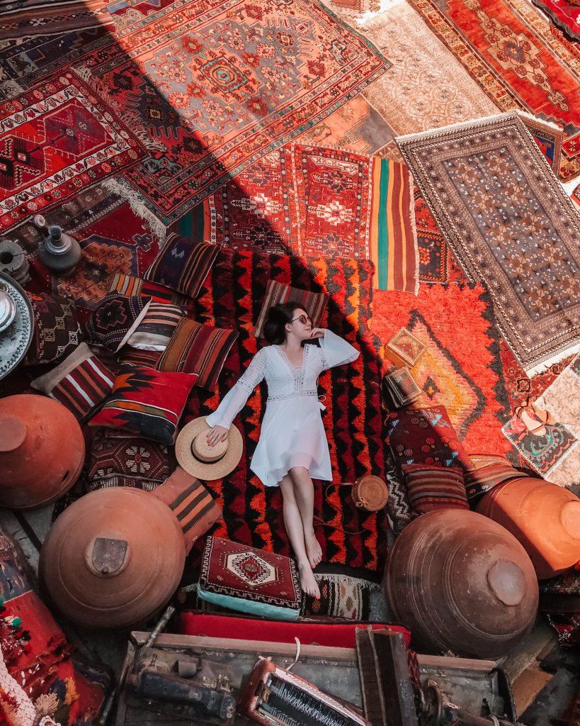 Galerie Ikman Carpet Shop Cappadocia