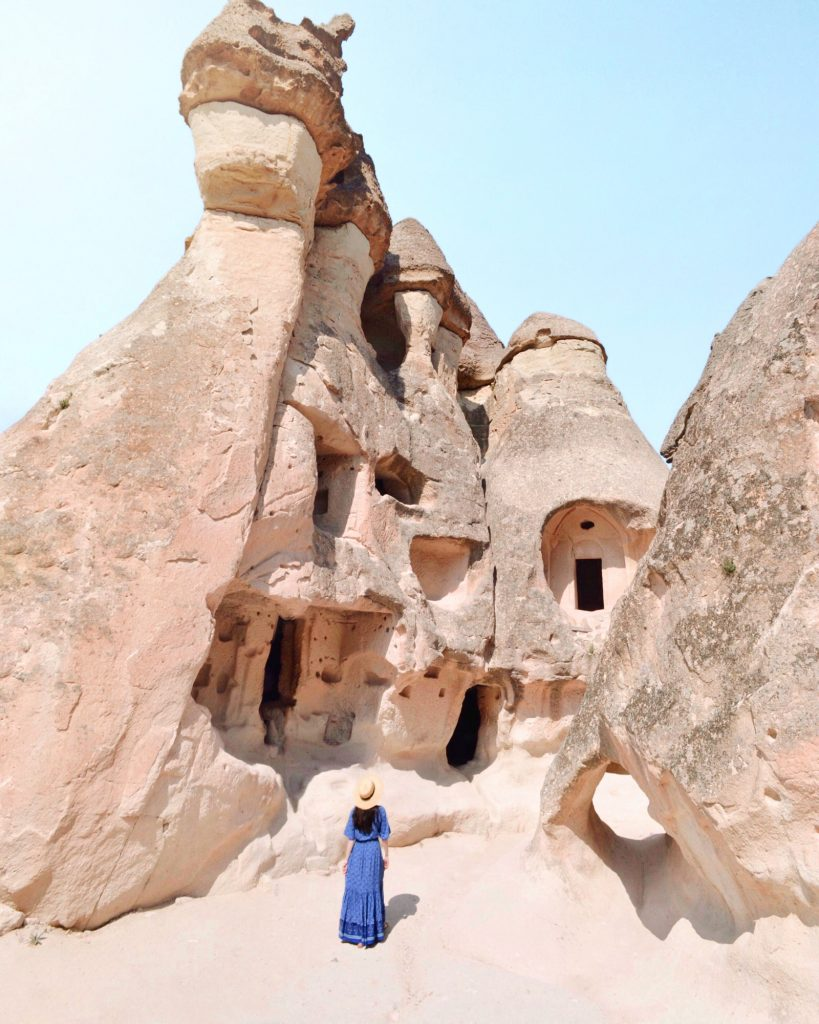 Pasabag Fairy Chimneys