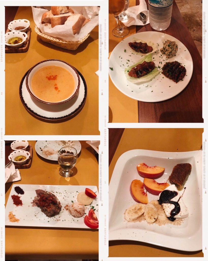 Pumpkin Cappadocia Food