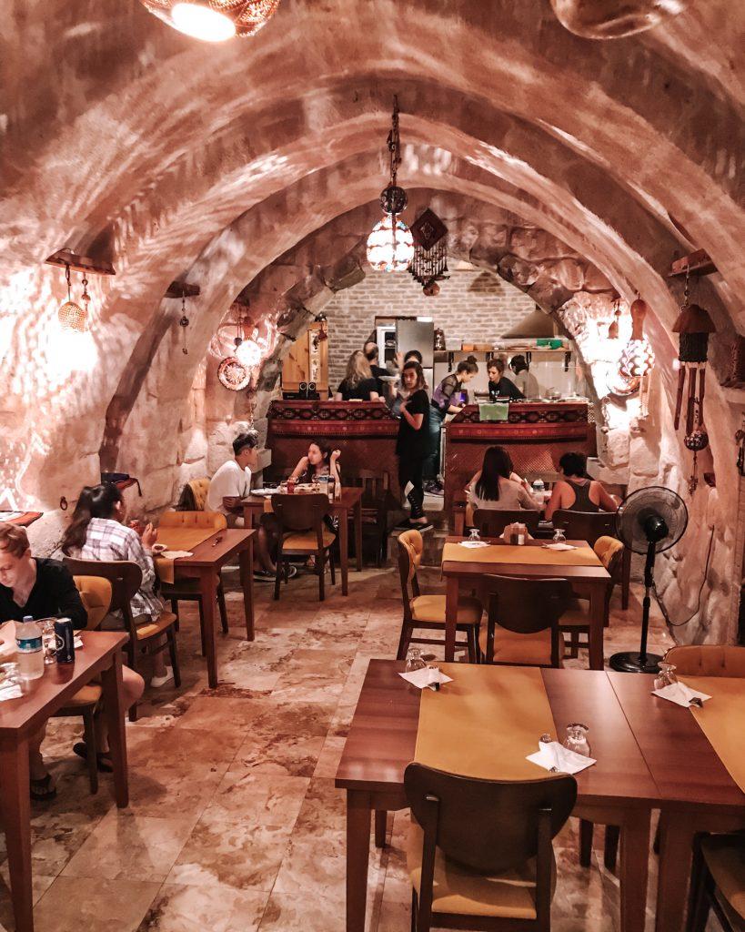 Pumpkin Restaurant Cappadocia